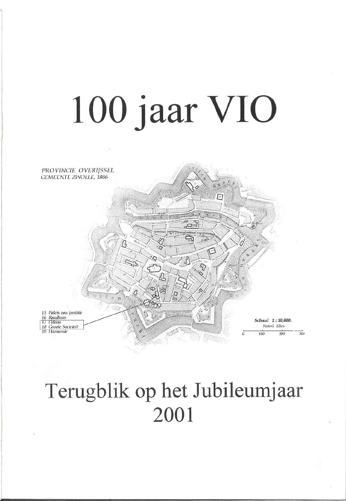 100 jaar VIO-19